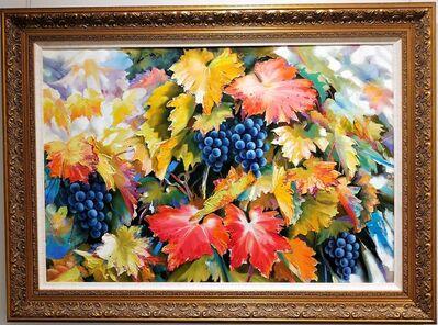Zhang Shengzan 张胜赞, 'Grapes', 2018