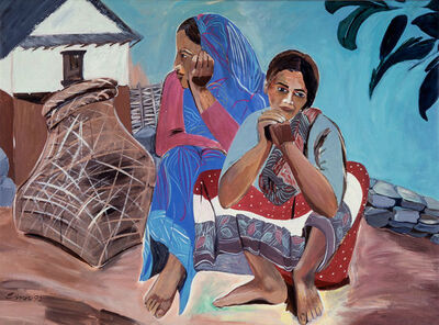 Carole Eisner, 'Himal Women', 1992