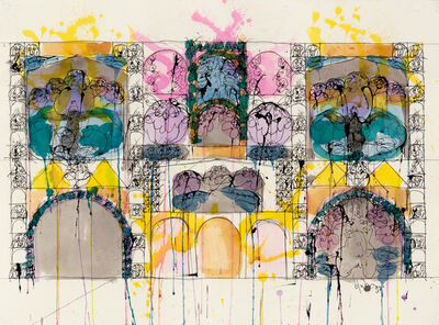 Norman Bluhm, 'Untitled', 1996