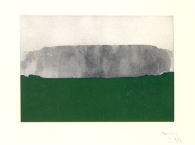 Alfons Borrell, 'Paisatge 1', 1992
