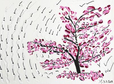 Isabelle Mahaut, 'Cerisier en fleurs', 2019
