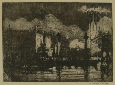 Clifford Isaac Addams, 'Venetian Fete', ca. 1914