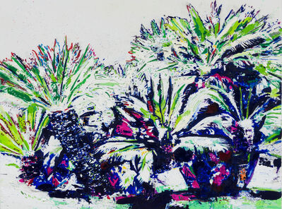Raffi Kalenderian, 'Landscape Study (Huntington Gardens I)', 2016