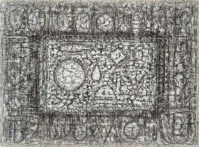 Richard Pousette-Dart, 'Untitled', 1977
