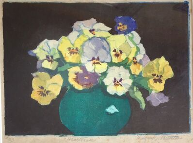 Margaret Jordan Patterson, 'Heartsease, 20/100', Early 20th century