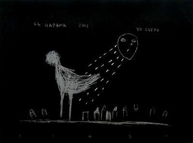 Juan Roberto Diago Jr, 'Yo Cuido', 2003