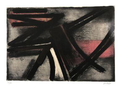 Pierre Soulages, 'Eau-forte II', 1952