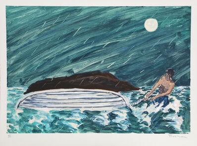 RICHARD BOSMAN, 'Capsized', 1988