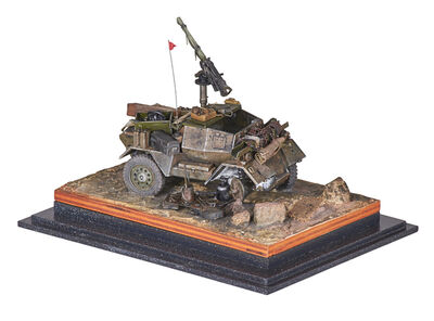Robert Rasely, 'Armored Vehicle Model'