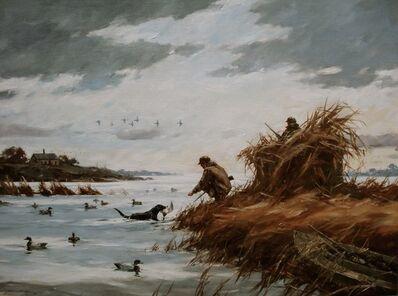 John Swan, 'On the Marsh', 2014
