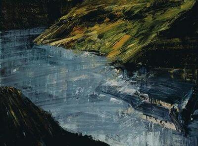 Euan Macleod, 'Lying Harbour Figure 1', 1996