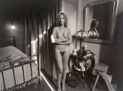 Jack Welpott, 'Thea Bernard, Sculptor', 1982