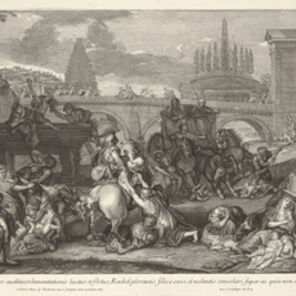 Charles Le Brun, '[Massacre of the Innocents]', 1690-1703
