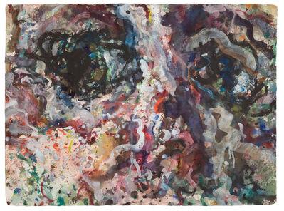 Marwan (Marwan Kassab-Bachi), 'Face landscape ', 1978