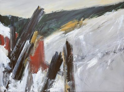 Bernie White Hatcher, 'Fence Line', 2019