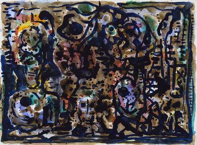 Harold Klunder, 'Ultramarine Blue Sea', 2013