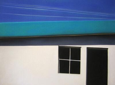 Margaret nes, 'Powerline Turquoise Roof 18-23 ', 2018