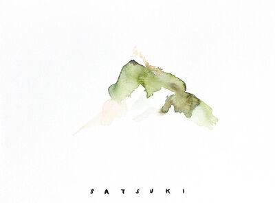 Satsuki Shibuya, 'Green Green', 2016
