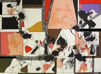 Josep Guinovart, 'Amsterdam Nº1', 1976