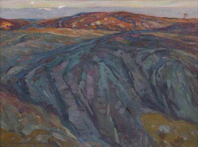 Charles Herbert Woodbury, 'Evening', 1910