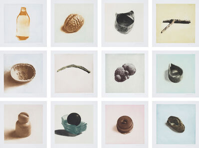 Rachel Whiteread, '12 Objects, 12 Etchings', 2010