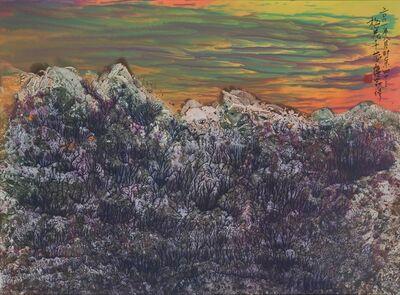 Wesley Tongson, 'Mountains of Heaven No. 162', 2001
