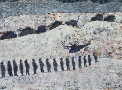 Tayseer Barakat, 'Shoreless Sea #11', 2019