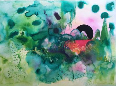 Shamona Stokes, 'Marooned Lagoon', 2020