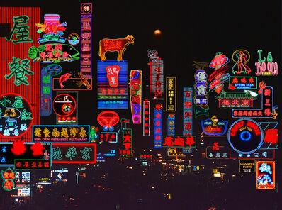 Keith Macgregor, ''Wan Chai Neon Fantasy' KMNF-15 Hong Kong', Image taken 2010 / Artwork made 2018