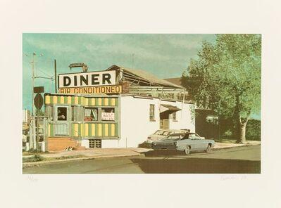 John Baeder, 'Royal Diner', 1980
