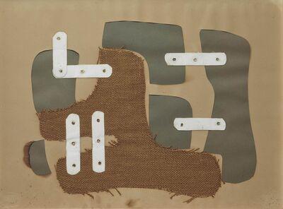Conrad Marca-Relli, 'Untitled', ca. 1970