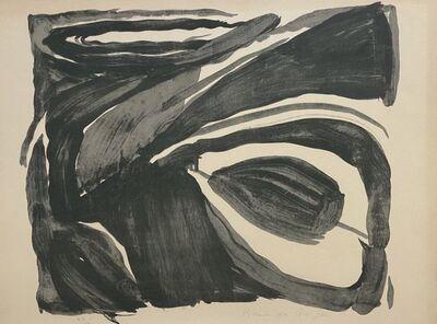 Bram van Velde, 'No title', 1967