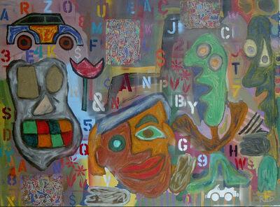 Rodney E. Denne (RED), 'Hallucinogenic', 2018