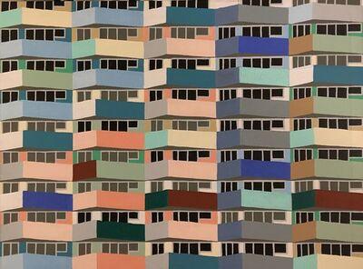 Don Hammontree, 'Gdansk Balconies', 2018