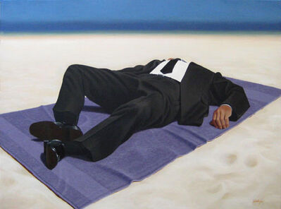 Kendall Stallings, 'Leisure Suit-2'