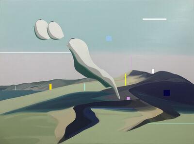 Wang Jianwei 汪建伟, 'Cambrian No.28《寒武纪 No.28》', 2019