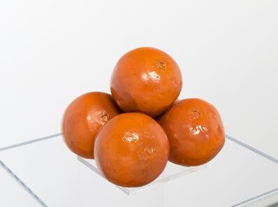Gathie Falk, '5 Oranges', 1970