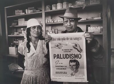 Ed van der Elsken, 'Paludismo, Mexico', 1958