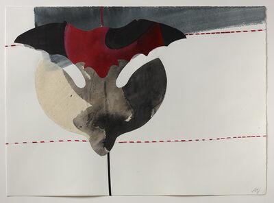 Alison Wilding, 'Bat Drawing 2', 2019