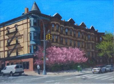 Ella Yang, 'Cherry Blossom Corner', 2017
