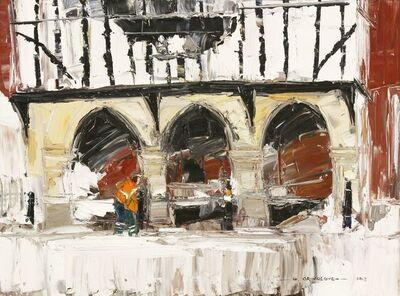 Daniel Gbenga Orimoloye, 'SAFFRON WALDEN TOWN HALL', 2013