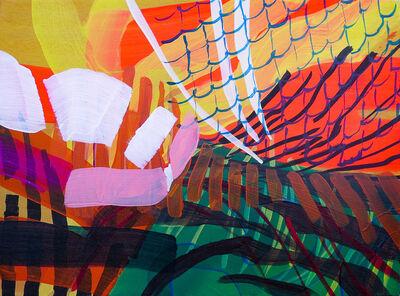Krista Dedrick Lai, 'Fence Study 4', 2019