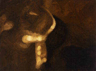 Liliane Tomasko, 'Brown Devil', 1999