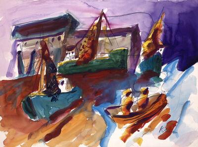 Howard Kline, 'Fisherman's Cove', 1998