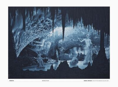 Daniel Arsham, 'Cave of the Sublime, Iceland', 2020
