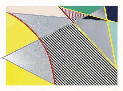 Roy Lichtenstein, 'Imperfect 67 5/8 x 91 1/2, from Imperfect Series', 1988