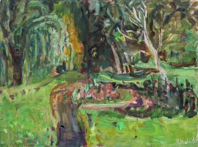 Vladimir Naiditch, 'Le parc'