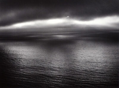 Minor White, 'Sun Over the Pacific, Devil's Slide', 1947-printed 1975