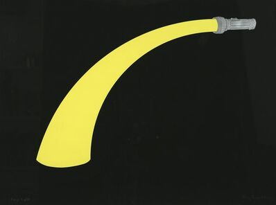 Patrick Hughes, 'Limp Light', 1982