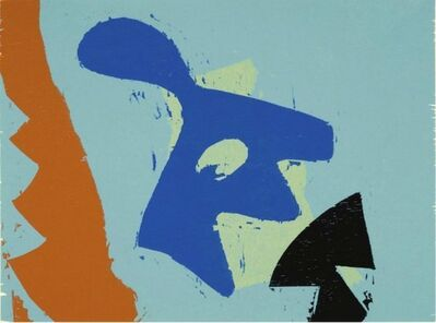 Charlie Hewitt, 'Blue Goose', 2009